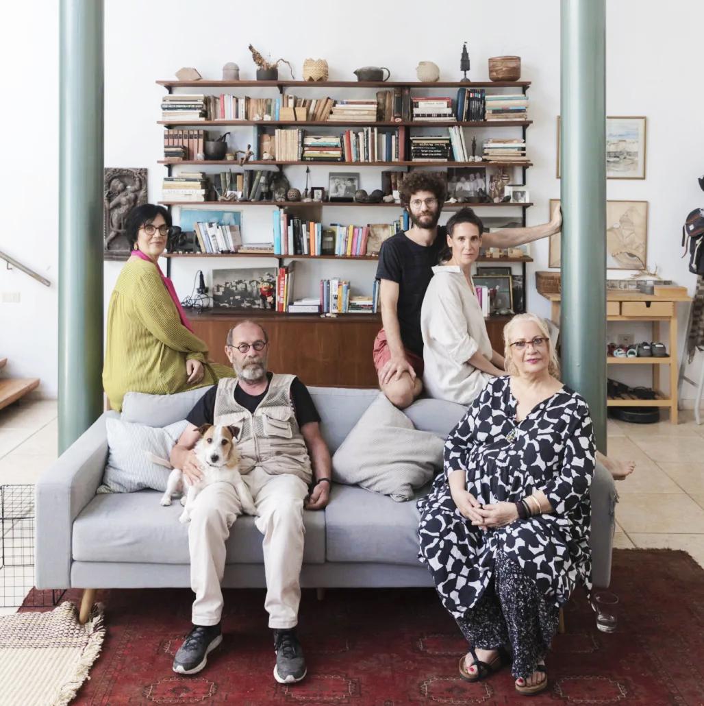 קיסלוב קיי אדריכלים- ביקור בית