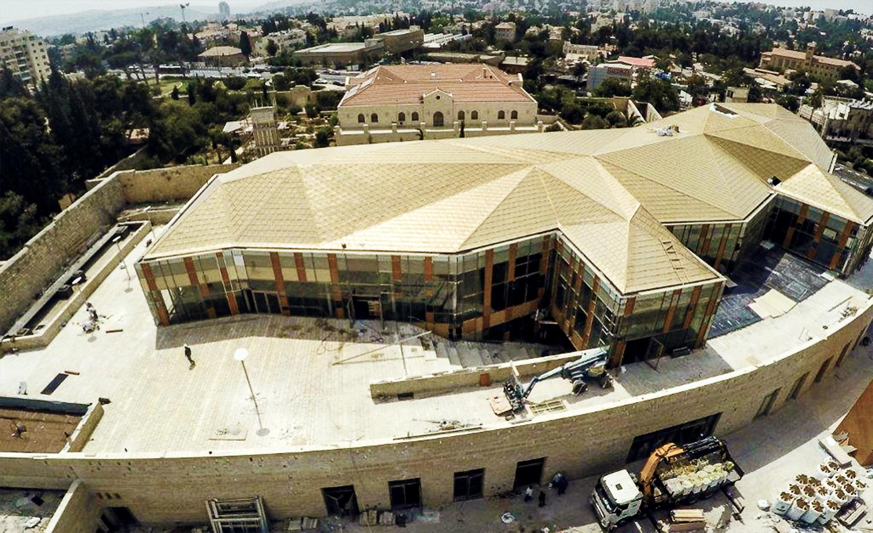 קיסלוב קיי אדריכלים- מרכז שרובר לתרבות