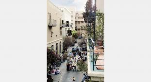 קיסלוב קיי אדריכלים- רחוב רבי חנינא