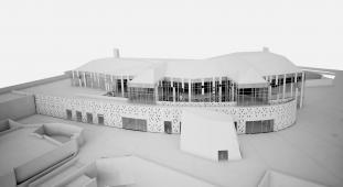 קיסלוב קיי אדריכלים- מרכז שרובר