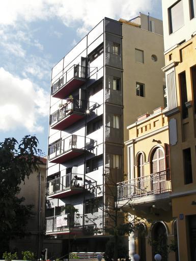 קיסלוב קיי אדריכלים, בלפור 11