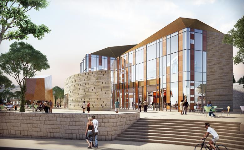 קיסלוב קיי אדריכלים, מרכז שרובר- יס פלאנט