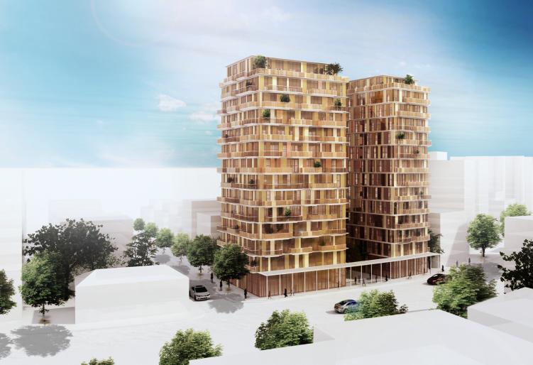 קיסלוב קיי אדריכלים, מתחם ויצמן הרצליה