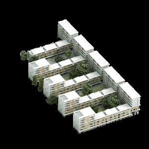 קיסלוב קיי אדריכלים, מתחם גיבורי ישראל