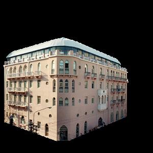 קיסלוב קיי אדריכלים, בניין פלטין