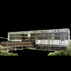 קיסלוב קיי אדריכלים, מרכז קהילתי רמת אביב