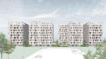 קיסלוב קיי אדריכלים- מתחם הפיקוס