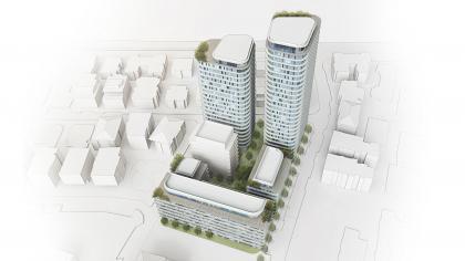 קיסלוב קיי אדריכלים, מתחם הגפן
