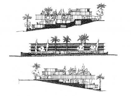 קיסלוב קיי אדריכלים, מלון מגדל ארבל