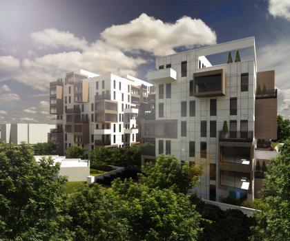 קיסלוב קיי אדריכלים, הגיבור האלמוני