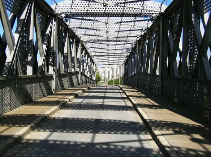 קיסלוב קיי אדריכלים, גשר אוסישקין