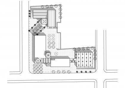 קיסלוב קיי אדריכלים, מכללת קלישר לאמנות